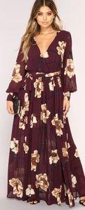 Park Avenue maxi dress